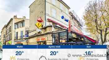 Météo Aix-en-Provence: Prévisions du samedi 16 mai 2020 - 20minutes.fr