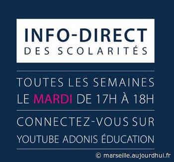 Info-Direct des Scolarités Rose Carmin - ROSE CARMIN, AIX EN PROVENCE, 13100 - Le Parisien Etudiant