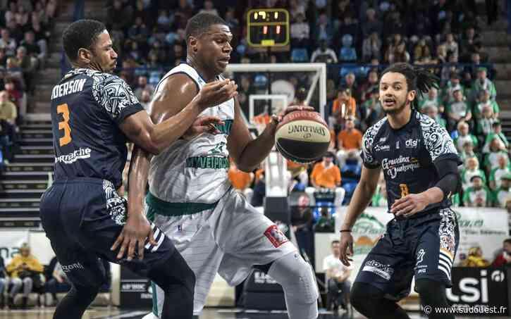 Basket-ball : Sene a signé à Boulazac, Morency y reste - Sud Ouest