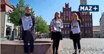 Aktionstag in Wittstock - Nachbarschaftsnetzwerk soll wachsen - Märkische Allgemeine