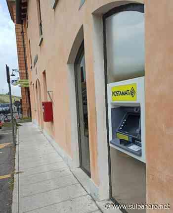 Nuovo ATM Postamat per l'Ufficio Postale di Concordia sulla Secchia - SulPanaro