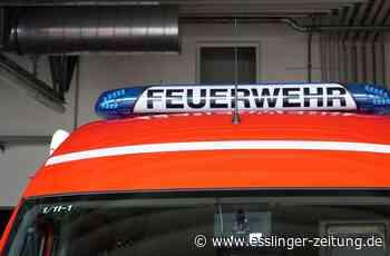 Brennende Dunstabzugshaube - Feuerwehr-Großeinsatz in Altbach - esslinger-zeitung.de