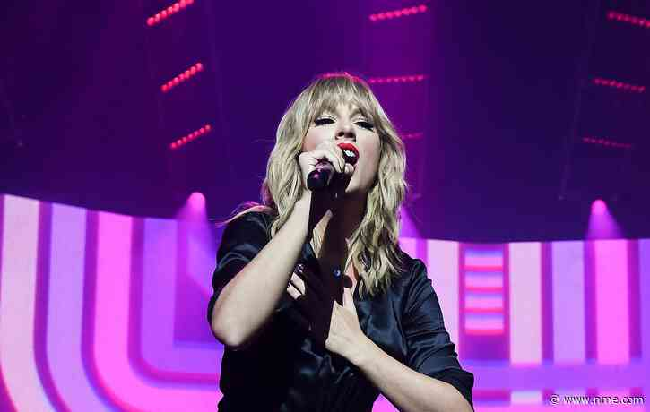 Taylor Swift releases live cuts of 'Lover' tracks on streaming services