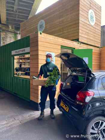 Borough launches drive-thru service