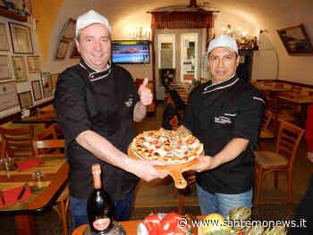 Bordighera: da domani la pizzeria Sant'Ampelio consegnerà a domicilio pizze, primi e secondi piatti - SanremoNews.it