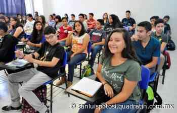 Preinscripciones de la Preparatoria de Matehuala, en línea - Noticias de San Luis Potosí - Quadratín San Luis