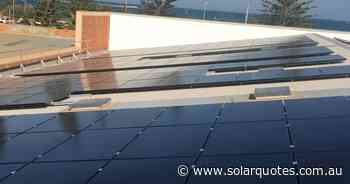 City Of Greater Geraldton Reaping Solar Rewards - Solar Quotes