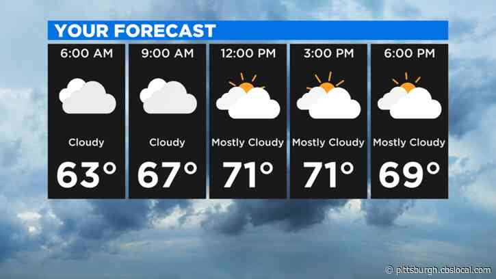 Pittsburgh Weather: Warm Weather And Low Rain Chances