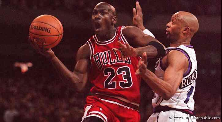 Five Memorable Games Involving Michael Jordan and the Toronto Raptors