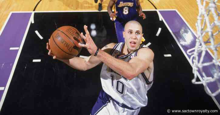 Royal Reading: Mike Bibby reflects on his time in Sacramento