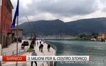 Sarnico: 3 milioni per la sistemazione della contrada storica - L'Eco di Bergamo