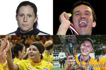 Four legends elected to the Swedish Floorball Hall of Fame - IFF Main Site - International Floorball Federation