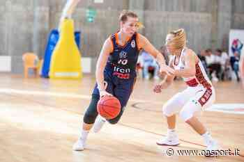 """Beatrice Del Pero, basket femminile: """"NCAA? Ci sono stata vicina. A Torino fermate a mezz'ora da Lucca. Europei Under 20, volevamo finire bene per noi"""" - OA Sport"""