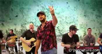 Watch Luke Bryan's 'One Margarita' Performance on 'American Idol' - PopCulture.com