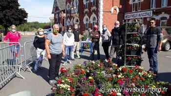 Ablain-Saint-Nazaire : la municipalité commande des jardinières pour les habitants - La Voix du Nord