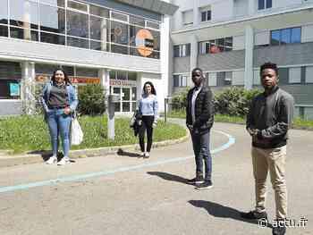 Saint-Nazaire : les étudiants étrangers de l'IUT sont restés confinés - L'Echo de la Presqu'Ile