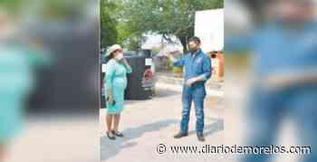 Entregan tinacos para consumo comunitario en Jiutepec - Diario de Morelos