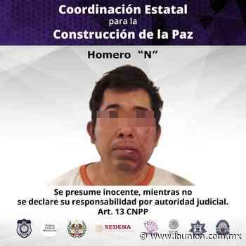 Rescata UECS a víctima de secuestro en Jiutepec - Unión de Morelos