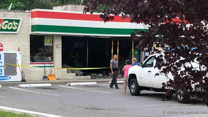 Police: Second Woman Dies After Vehicle Crashes Through CoGo's