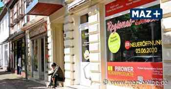 Pritzwalk - Produkte aus Pirow im Regional-Laden in Pritzwalk - Märkische Allgemeine