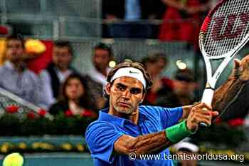 ThrowbackTimes Madrid: Roger Federer sprints past Richard Gasquet in 58 minutes - Tennis World USA
