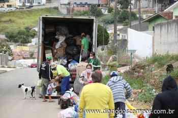Diário dos Campos | Feira Verde de Ponta Grossa já entregou mais de 860 toneladas de recicláveis para a - Diário dos Campos