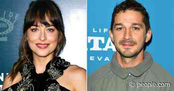 Dakota Johnson Believes Former Costar Shia LaBeouf Is the 'Greatest Actor of My Generation' - PEOPLE