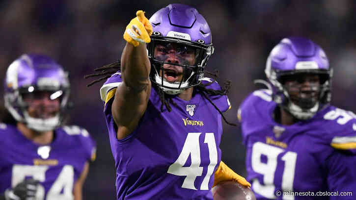 'Let's Go!': Vikings' Safety Anthony Harris Signs Franchise Tender, Will Stay With Team For 2020 Season