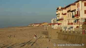 Déconfinement dans les Landes : à Hossegor, les retrouvailles avec la plage et l'océan - France Bleu