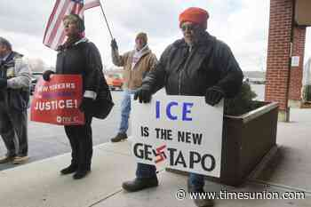 Batavia ICE facility sued for not protecting at-risk immigrants from COVID-19