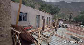 Huancavelica: Pobladores desalojan a familia y derrumban parte de vivienda por incumplir cuarentena - Diario Perú21