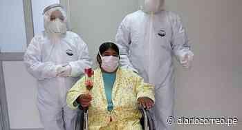 36 pacientes fueron dados de alta en Huancavelica - Diario Correo