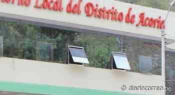 Huancavelica: Investigan a trabajadores y funcionarios de Acoria - Diario Correo