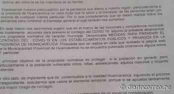 Piden medidas para evitar más niños con COVID-19 en Huancavelica - Diario Correo