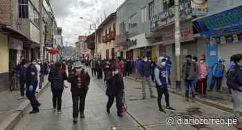 Once empresas piden la suspensión perfecta laboral en Huancavelica - Diario Correo