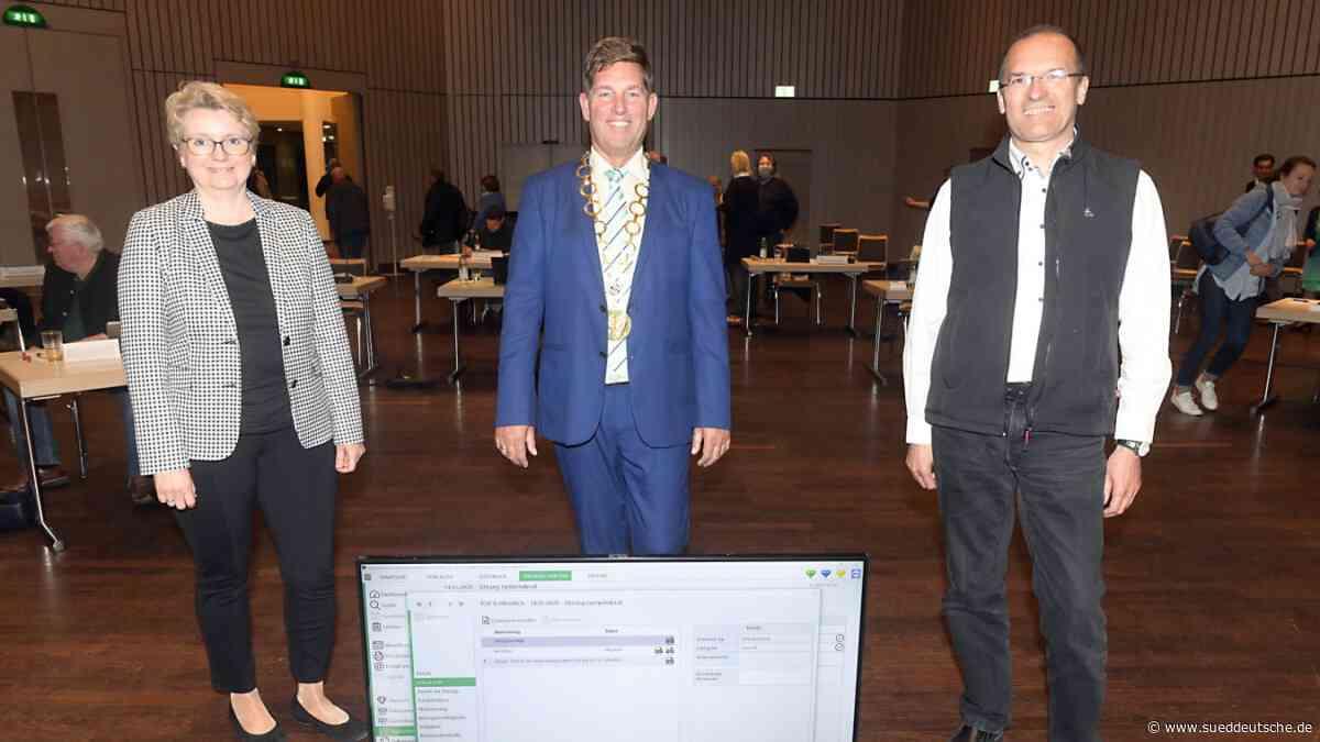 Grüne und SPD gehen leer aus - Süddeutsche Zeitung