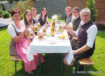 Volksfest mal anders: Die Mamminger feierten dahoam - Dingolfinger Anzeiger