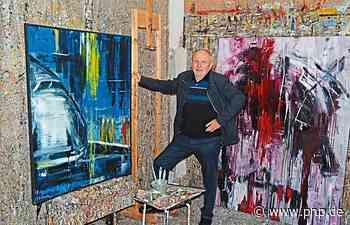 Er hat immer seinen eigenen Stil gesucht: Fritz Königbauer wird 80 - Passauer Neue Presse