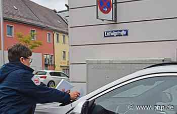 Parksünder müssen künftig richtig blechen: Vorerst wird aber nur informiert - Passauer Neue Presse