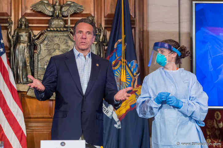 Cuomo on nursing homes' response: 'We can't save every life'
