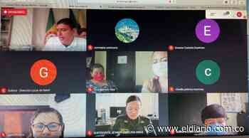 Se cumplió Comité de Justicia Transicional virtual en Guática - El Diario de Otún