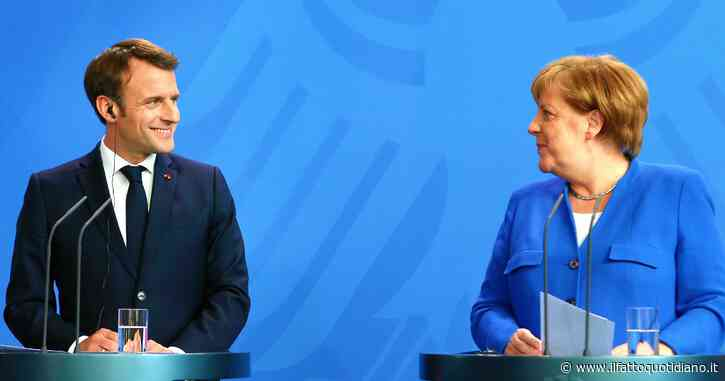 """Ue, Francia e Germania propongono un fondo per la ripresa da 500 miliardi. """"Per finanziarlo la Commissione potrà emettere titoli"""". Chigi: """"Buona base di partenza, sono trasferimenti e non prestiti"""""""