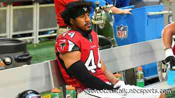 Titans have high hopes for Vic Beasley