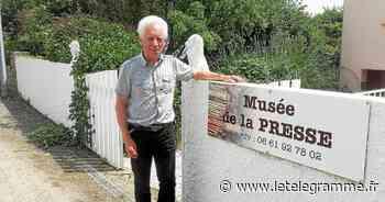 Le musée de la presse de Ploemeur est ouvert sur rendez-vous - Le Télégramme