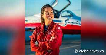 Flyover tribute to Snowbirds set for Monday evening after fatal crash