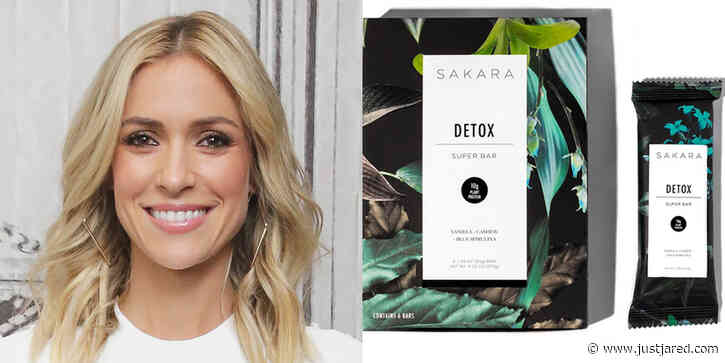 Kristin Cavallari's Go To Snack Bar Is Healthy, But Tastes Like 'Cake Batter' - Buy It Today!