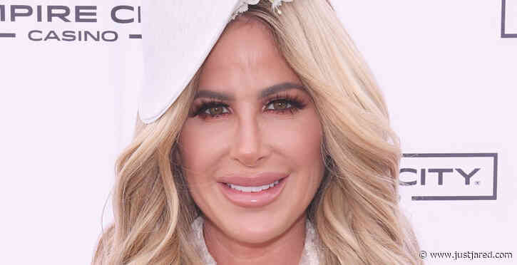 Kim Zolciak Is Revealing How She's Getting Botox & Fillers Amid the Pandemic