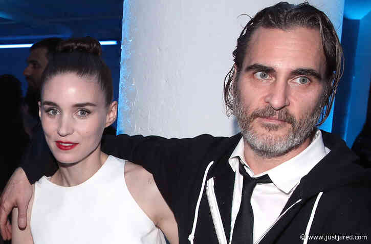 Is Rooney Mara Pregnant & Expecting First Child with Joaquin Phoenix?
