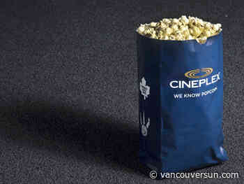 North Vancouver's Cineplex Odeon Park & Tilford closed permanently