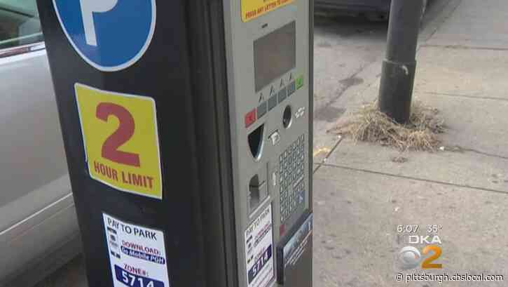 Downtown Pittsburgh Parking Meter Enforcement Restarts Wednesday